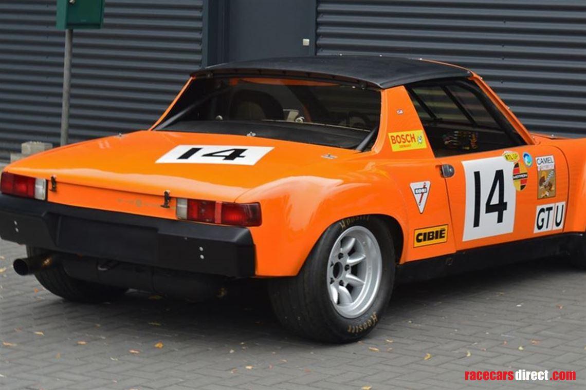 porsche 914 6 gt racing car. Black Bedroom Furniture Sets. Home Design Ideas