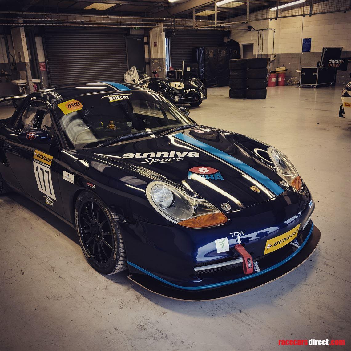 Porsche Boxster Car: Porsche 986 Boxster S