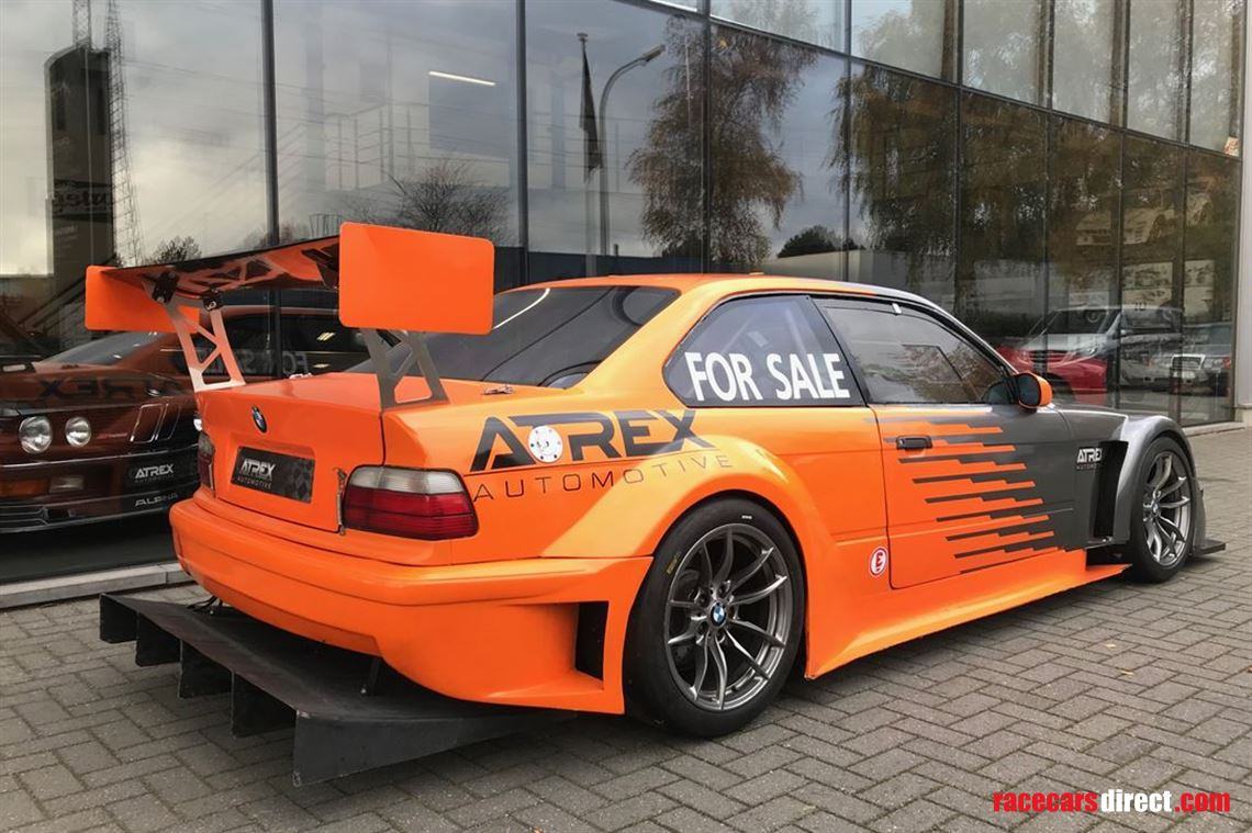 Racecarsdirect Com Bmw E36 M3 Gtr S54